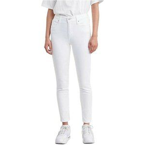 Levis plus size 721 high rise skinny jeans size 16